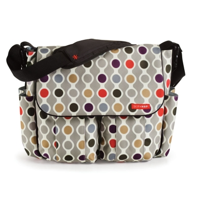 Bolso de Coche Skiphop Dash Wave Dot