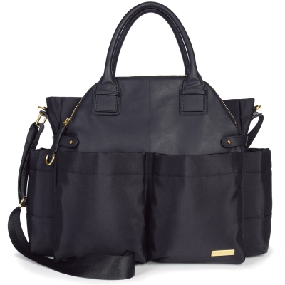 Bolso Skip Hop Chelsea downtown chic black