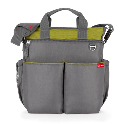 Bolso Skip hop duo signature lime