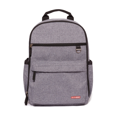 Bolso de pañales Backpack Heather Grey