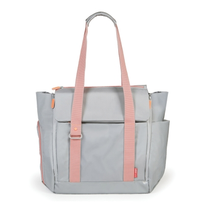 Bolso de pañales Fit All Platinum