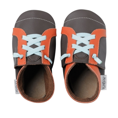 Zapatillas de bebe Chocolate Sport
