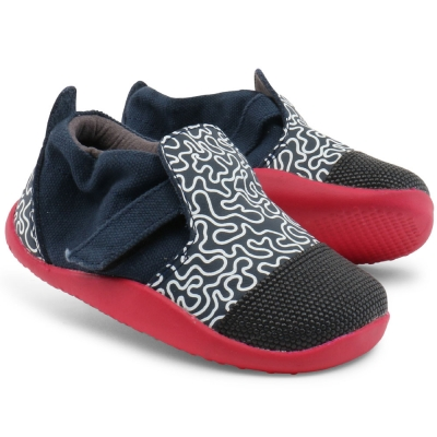 Zapatillas Step-Up Play City Navy
