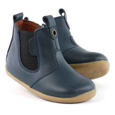 Botas Step-Up Jodphur Navy