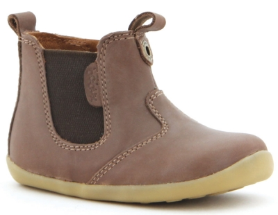 Botas Step-Up Jodphur Choco