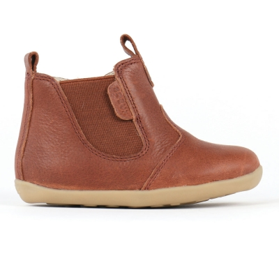 Botas Step-Up Jodphur Toffee