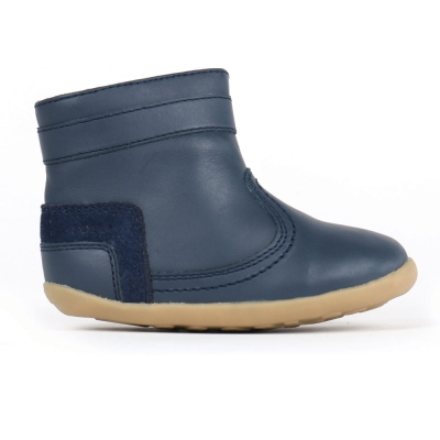 Botas Step-Up navy classic bolt