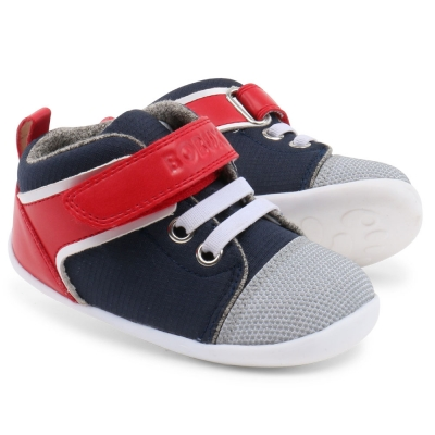 Zapatillas Step-Up Beat Navy