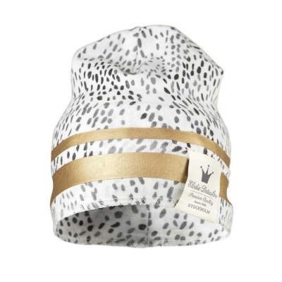 Gorro de invierno Gilded Dots of fauna
