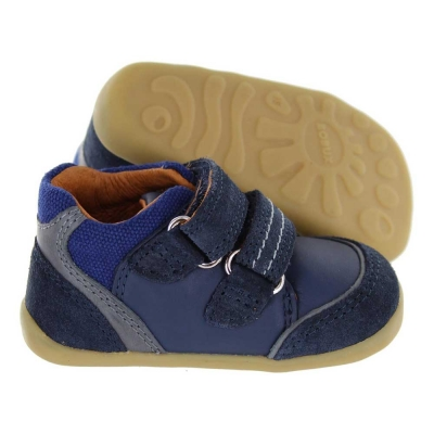 Zapatillas Step-Up Navy tumble