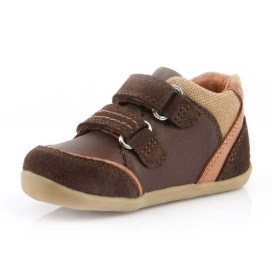 Zapatillas Step-Up Espresso tumble