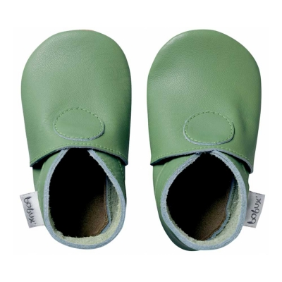 Bobux originals Classic Dot Green