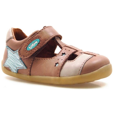 Sandalia Step up Starbright praline
