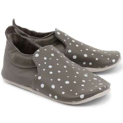 Zapatos suela blanda grey Splash Loafer