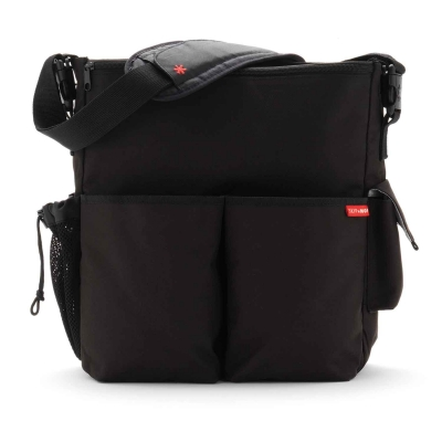 Bolso Skip Hop Duo Black