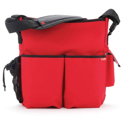 Bolso para coche Skiphop Duo Red