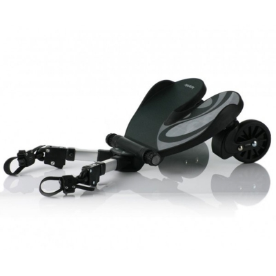 Stand-on board Bumprider