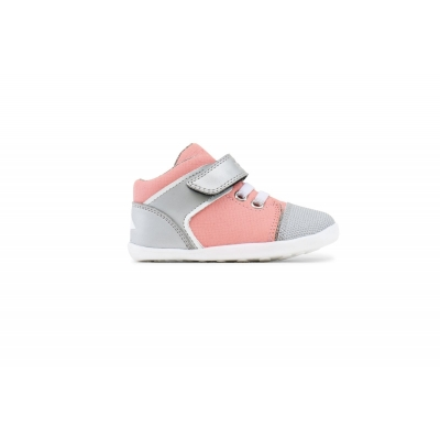 Zapatillas Step-Up Beat Pink