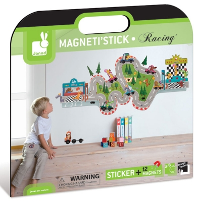 Magnetistick racing Janod