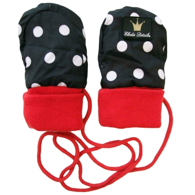 Manoplas Rockabilly Dot