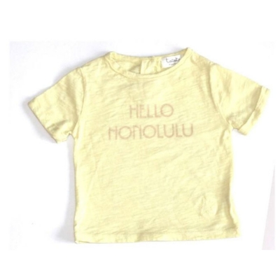 Camiseta Hello Honolulu