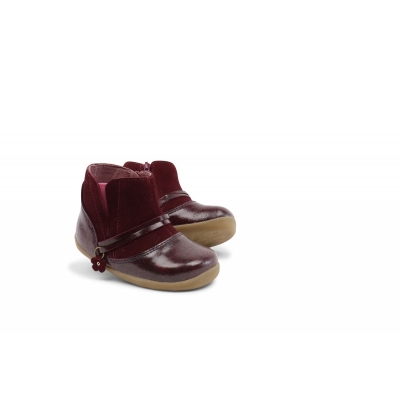 Botas Step-Up Rule Bordeaux Glos