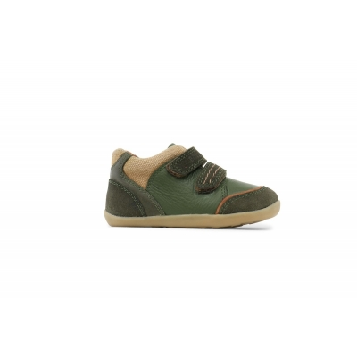 Zapatillas Step-Up Tumble Army