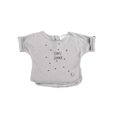 Camiseta stars simple summer