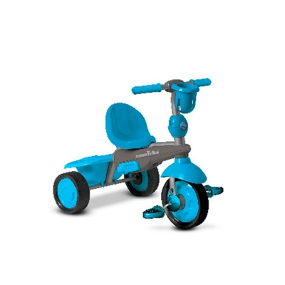 Smart trike swing azul evolutivo