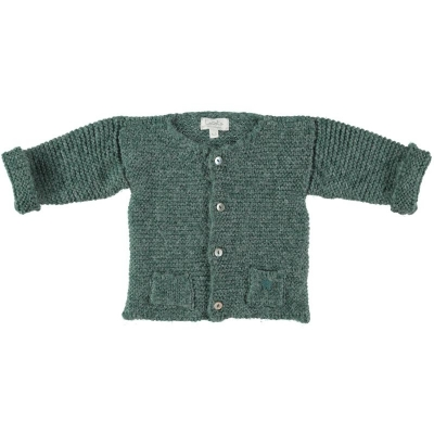Chaqueta baby tricot