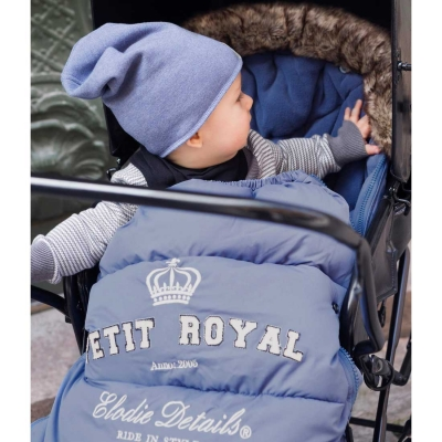 Gorrita Petit Royal Blue