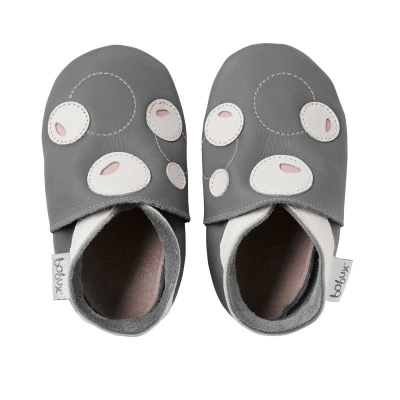 Zapatos Bobux Grey Bubbles